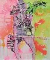 流光 布面油画 镜框 - 150016 - 中国书画 - 2011北京春季艺术品拍卖会 -收藏网