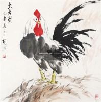 大吉图 纸片 纸本 - 147778 - 中国书画(二) - 2011春季艺术品拍卖会(一) -收藏网