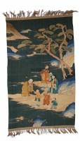 缂丝福禄寿 -  - 古董珍玩专场 - 翰海四季(第72期)拍卖会 -收藏网