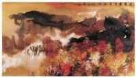 最爱霜重叶红时 -  - 中国名家书画 - 2007春季中国名家书画拍卖会 -收藏网