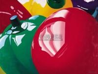 杨国辛 好果子 布面油画 - 140572 - 中国油画 - 2006秋季艺术品拍卖会 -收藏网