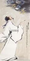画龙点睛 立轴 纸本 - 白伯骅 - 中国书画(一) - 2011年春季艺术品拍卖会 -收藏网