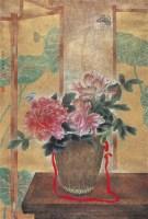 张铨    蝶恋花 - 张铨 - 中国书画(一) - 2007春季大型艺术品拍卖会 -中国收藏网