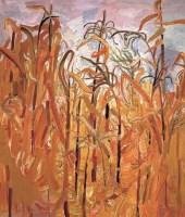 王克举 2002年作 西风 布面 油画 - 140833 - 中国当代油画 - 2006首届中国国际艺术品投资与收藏博览会暨专场拍卖会 -收藏网