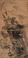 凤蕉柳菊图 - 116070 - 中国书画(一) - 2007仲夏拍卖会(NO.58) -收藏网