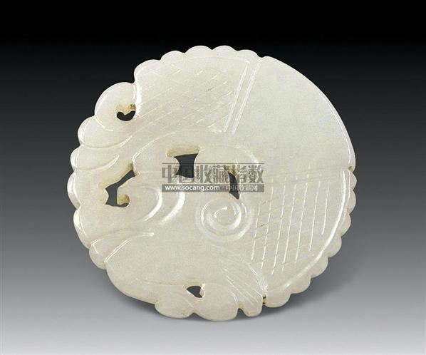 鱼化龙 -  - 古玩瓷杂 - 2009年春季艺术品拍卖会 -收藏网