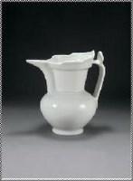 明永乐 甜白釉僧帽壶 -  - 中国瓷器 玉器及杂项 - 2007年秋季大型艺术品拍卖会 -收藏网