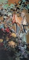 夏俊娜  唐宋人间之五 - 夏俊娜 - 中国油画及雕塑 - 2006春季拍卖会 -收藏网