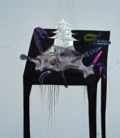 梦境 布面油彩 - 黄宇兴 - 中国油画及雕塑 当代 多元 - 2008春季拍卖会 -收藏网
