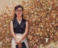 青田观音立像 -  - 中国油画 - 2006年秋季拍卖会 -收藏网