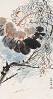 金城 荷花 立轴 设色纸本 - 20538 - 中国书画 - 2006秋季文物艺术品展销会 -收藏网