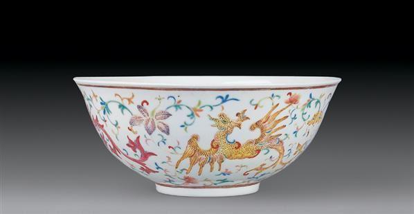 直径19cm   民国 -  - 瓷器杂项 - 2007迎新艺术品拍卖会 -中国收藏网