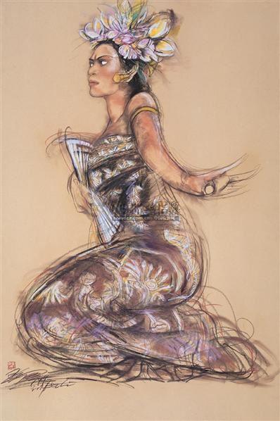 北京画院专业画家,国家一级美术师,中国美术家协会会员.