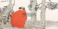 清风图 镜心 设色纸本 - 119214 - 私人收藏书画专场(一) - 2011秋季艺术品拍卖会 -收藏网