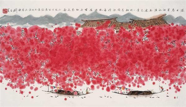 刘光夏 万紫千红总是春 - 149509 - 中国书画(二) - 2007季春第57期拍卖会 -收藏网