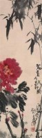 郭石夫   花卉 - 123081 - 当代中国书画 - 2007季春第57期拍卖会 -收藏网