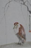 三个小伙伴 镜心 纸本 - 116015 - 万水千山总是情 王大山珍藏中国书画专场 - 2008春季暨首场拍卖会 -收藏网