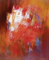 王衍成 2005年作 红运 布面 油画 - 王衍成 - 油画 - 2006年金秋珍品拍卖会 -收藏网
