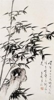 秋山图 立轴  设色纸本 - 116142 - 精品集粹 - 2007春季大型艺术品拍卖会 -中国收藏网