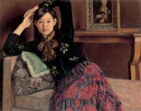 畅然 布面  油画 - 杨飞云 - 现代中国艺术 - 2006秋季拍卖会 -收藏网