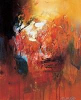 王衍成 自然的纷香 - 王衍成 - 名家西画作品专场 - 2007年春季大型艺术品拍卖会 -收藏网