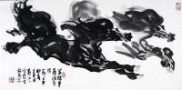 马 镜心 水墨纸本 - 133536 - 当代书画名家精品专场 - 2008春季拍卖会 -收藏网