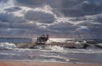 于普洁 雪浪歌 布面 油画 - 140423 - 油画 - 2006年金秋珍品拍卖会 -收藏网
