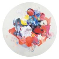 《出和雅音》 油画 -  - 中国当代油画雕塑、朝鲜、俄罗斯油画专场 - 2011首届秋季拍卖会 -中国收藏网