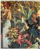 花解语 布面 油彩 - 夏俊娜 - 中国油画及雕塑 - 2007春季拍卖会 -收藏网