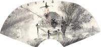 寒江独钓图 软片 - 117387 - 中国书画 - 2011年春季艺术品拍卖会 -收藏网