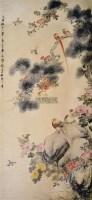 花鸟 立轴 - 148782 - 中国书画 - 2011春季拍卖会 -收藏网