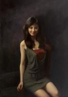 青春 -  - 中国油画 - 2008春季中国油画拍卖会 -中国收藏网