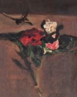 陈抱一 花卉 - 陈抱一 - 中国油画 - 2006年秋季拍卖会 -收藏网