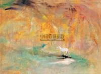 白马 布面 油画 - 鸥洋 - 油画、雕塑、版画暨广东油画、水彩 - 2006冬季拍卖会 -收藏网