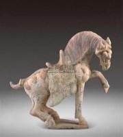 彩绘马 -  - 瓷器 - 2011中博香港大型艺术品拍卖会 -中国收藏网