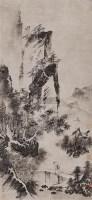 行旅望鹤图 立轴 纸本 - 马麟 - 中国书画二 - 嘉德四季第十八期拍卖会 -收藏网