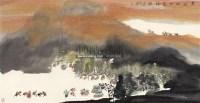 黄原红日 软片 - 范华 - 中国书画 - 2011年春季艺术品拍卖会 -收藏网