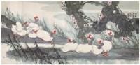 陈世中 花鸟 - 陈世中 - 书画专场 - 2007春季大型艺术品拍卖会 -收藏网