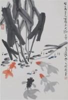 金玉满堂 镜心 设色纸本 - 116163 - 中国书画专场 - 2008年迎春艺术品拍卖会 -收藏网