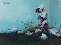 忆之一 布面 油彩 -  - 中国油画及雕塑 - 2013年春季拍卖会 -收藏网