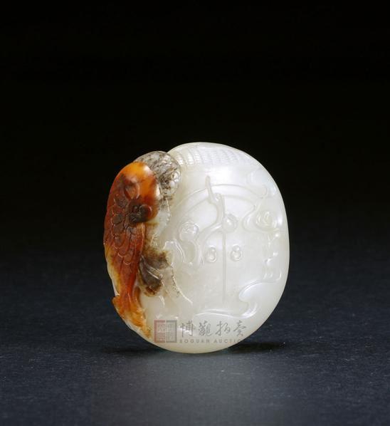 当代玉石雕刻名家精品 - 第四期玲珑美玉——当代玉石雕刻名家