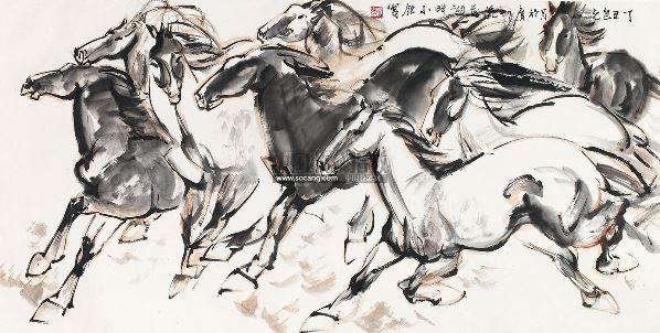 纸马的折法图解
