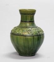 绿釉陶壶 -  - 中国古董珍玩 - 2013年春季拍卖会 -收藏网