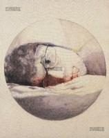 肖像NO.6 布面 油彩 - 156995 - 中国油画及雕塑 - 2013年春季拍卖会 -收藏网