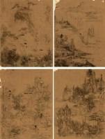 山水 -  - 中国书画 - 2012秋季书画拍卖会 -收藏网