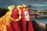加勒比海·海伦 布面 油画 - 曾传兴 - 中国油画及雕塑 - 2012秋季拍卖会 -中国收藏网