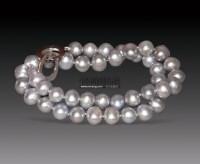淡水珠项链 -  - 瓷杂专场 - 2012秋季艺术品拍卖会 -中国收藏网