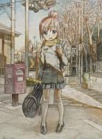 无题 水彩纸本 -  - 当代亚洲艺术 - 2013年春季拍卖会 -收藏网