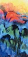 云蔚图 镜心 -  - 当代书画保真返收购专场 - 2012年秋季当代书画保真返收购专场拍卖会 -收藏网
