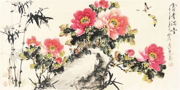纸本-苏伯群-青岛地区书画名家作品-2012